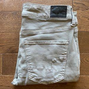American Eagle Camo Jeans